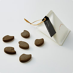 米粉クッキー たから / ごまとヘーゼルナッツ画像