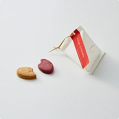 米粉クッキー たから  プチギフト画像